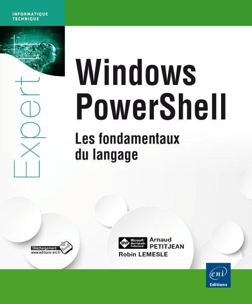 PowerShell les fondamentaux du langage